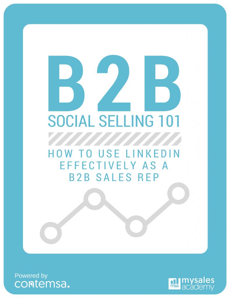 B2B Social Selling - Contemsa