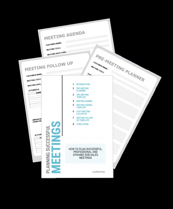 Meeting Agenda Template - Pack