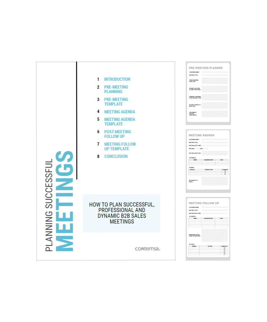 Sales and Marketing Templates
