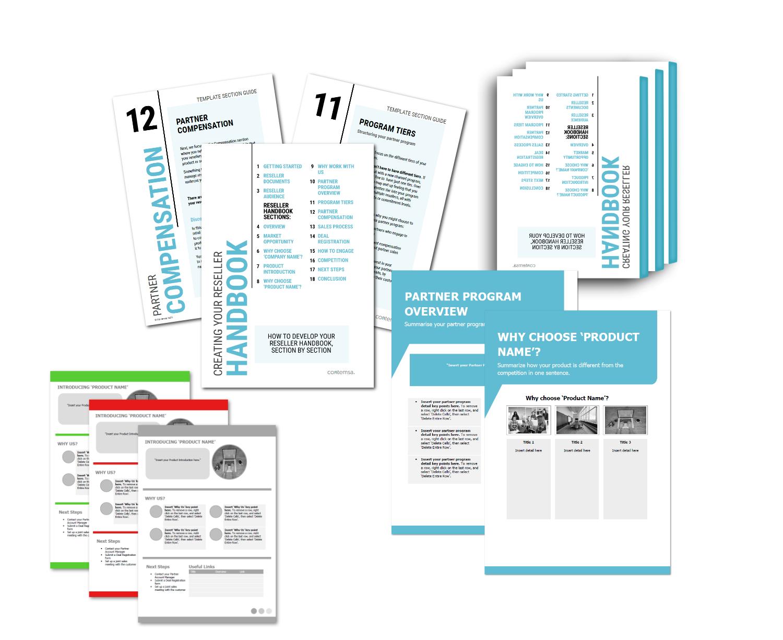 Handbook Template Word from contemsa.com