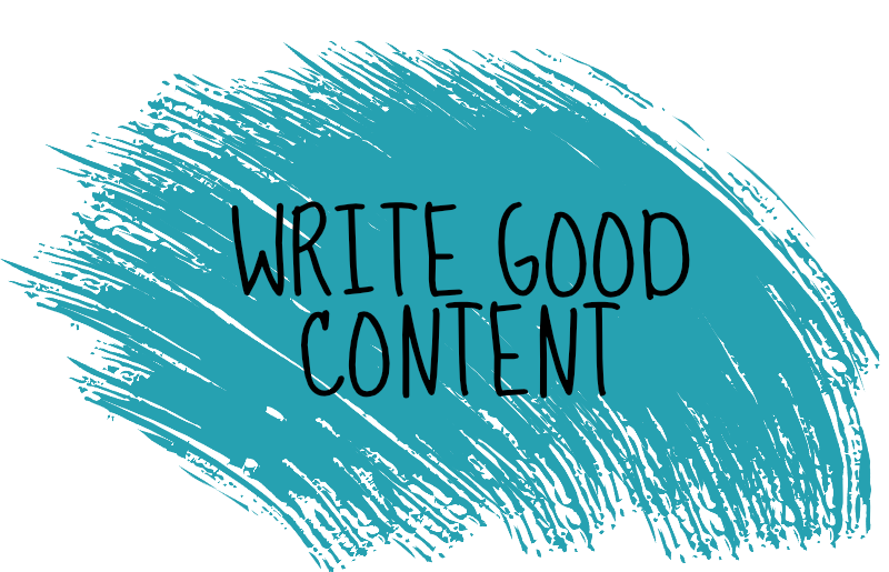 B2B Social Selling - How to write good content and example blog article ideas.