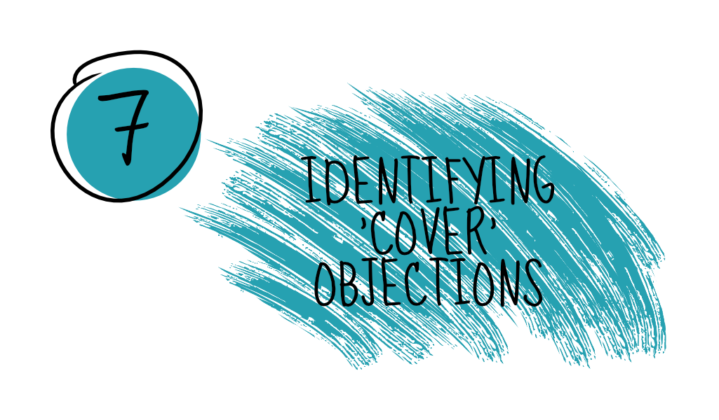 Cover Sales Objections