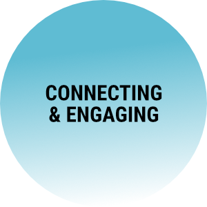 Sales Hub - Connecting Engaging