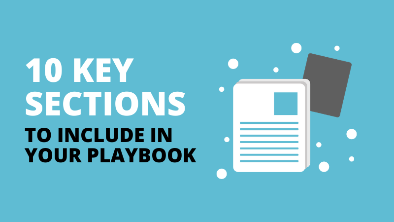 10 Key Sections to Include in Your Sales Playbook