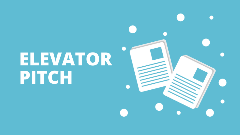 Elevator pitch for your sales playbook