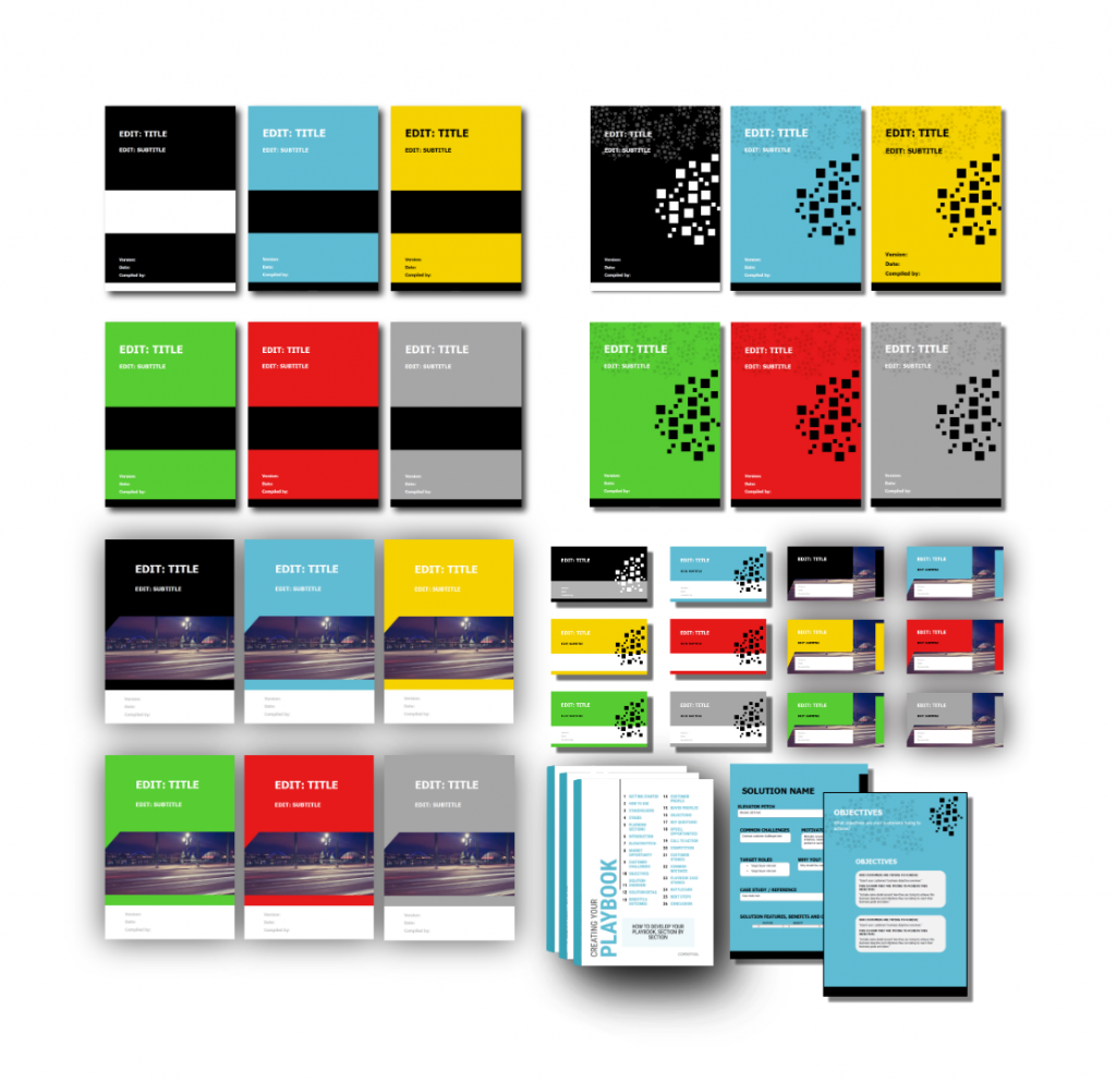 Sales Playbook Template Pack