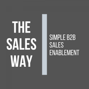 The Sales Way Podcast - B2B Sales Enablement