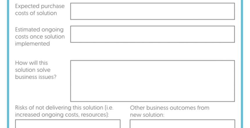 Business Case Justification PNG