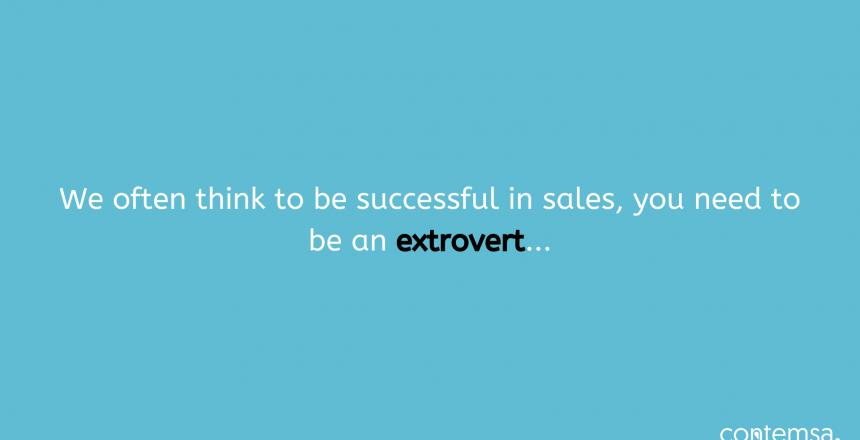 Contemsa - Introverts in B2B Sales