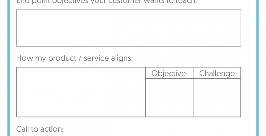Contemsa Sales Presentation Planner