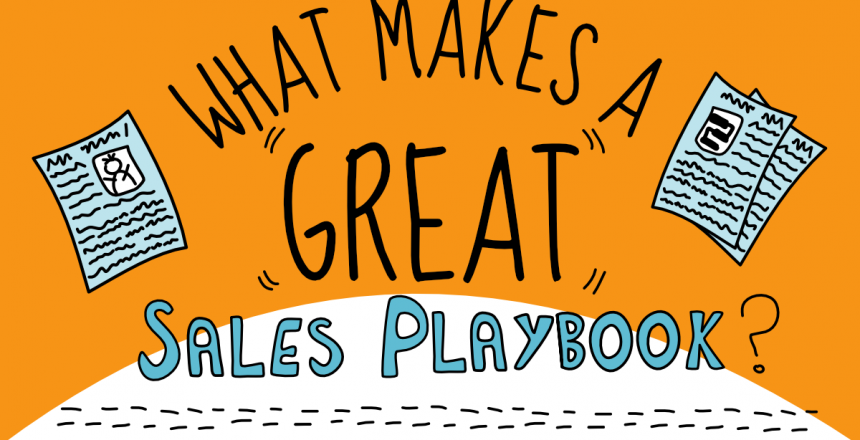 What Makes a Great Sales Playbook - cover